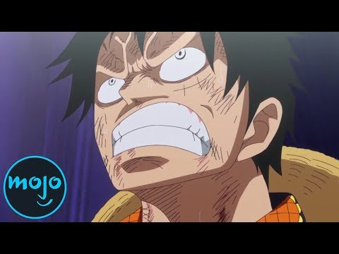Top 10 Anime Rage Scenes (Ft. Todd Haberkorn)