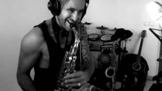 Poseidon - Federico Locchi ( Jimmy Sax Live )