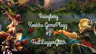 Koshka Gameplay | Feat LaggerGlitch | Vainglory