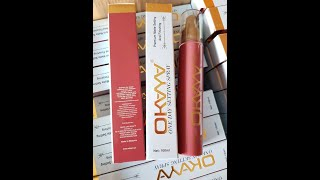 Review By MUA Bellaz : Okaya One Day Setting Spray Wajah Fresh Makeup Glowing Long Lasting!