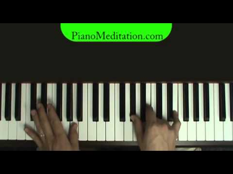 Here I am to Worship - How to Play on Piano