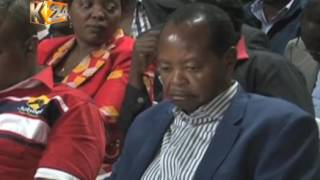 Nyeri Governor  looses out to Wahome Gakuru in Jubilee primaries