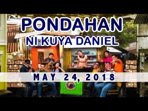 [UNTV] Pondahan ni Kuya Daniel (May 24, 2018)