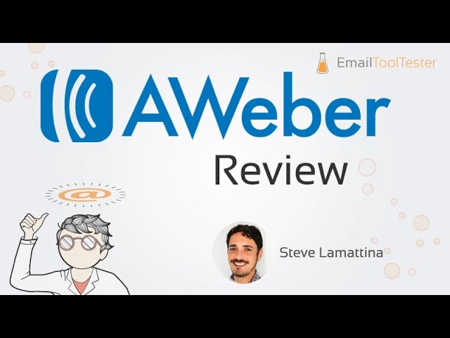 Buy Aweber Email Marketing 10 Off