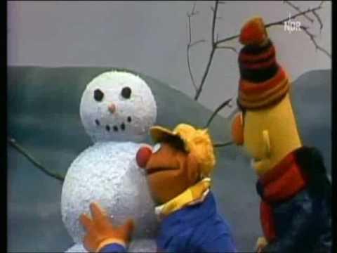 Ernie & Bert - Der Schneemann