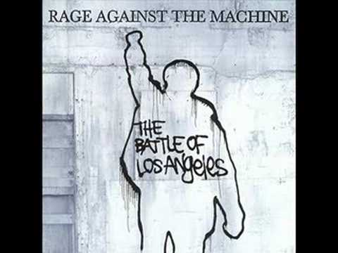 Rage Against the Machine Born as Ghost