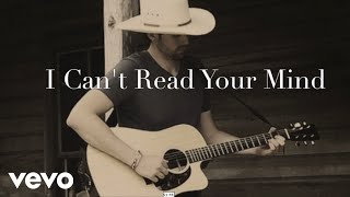 Eric Chesser - I Can't Read Your Mind (Official Lyrics)