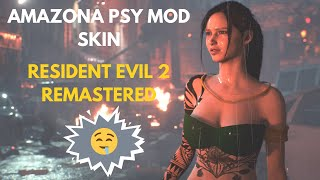 Amazona of Psy Mod skin Gameplay