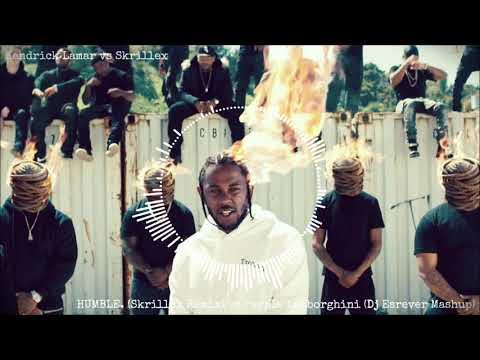 Kendrick Lamar vs Skrillex - HUMBLE. vs Purple Lamborghini (Dj Esrever Mashup)