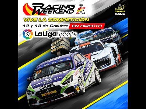 Racing Weekend Jarama - RACE - Carrera Domingo