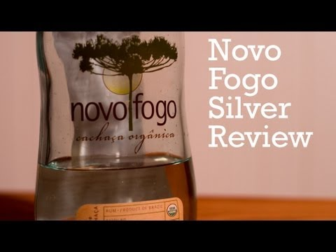 Novo Fogo Silver Cachaça Review from Better Cocktails at Home