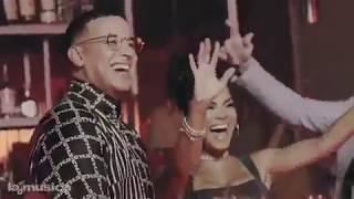 Daddy Yankee, Pitbull, Natti Natasha - No Lo Trates [Detrás de Cámaras]