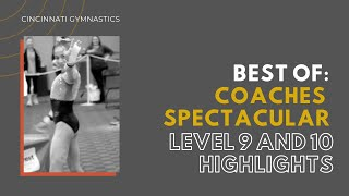 Best of 2020 Coaches Spectacular |  Level 9 and 10 Gymnastics Highlights