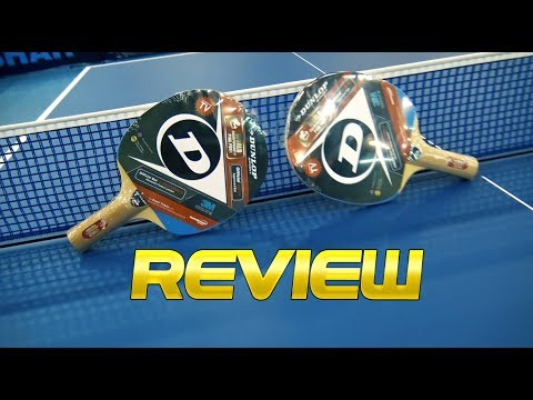 Review Dunlop World Championship of PING PONG