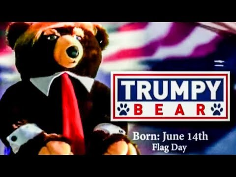 Yes, This Insane 'Trumpy Bear' Ad Is 100% Real