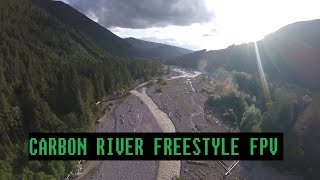 Carbon River Freestyle FPV