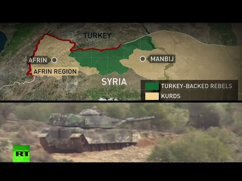 Afrin knot: The triggers and ties of the Olive Branch