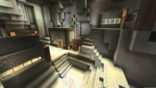 minecraft underground city - Free video search site