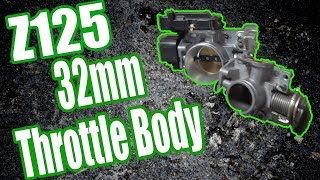 uma racing throttle body y15zr - TH-Clip