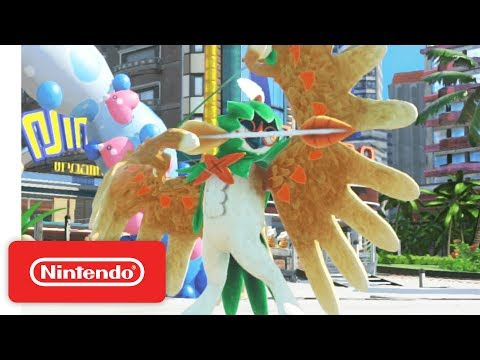 Pokkén Tournament DX - Demonstration - Nintendo E3 2017 thumbnail