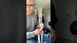 Hur man lindar ett padelracket som ett proffs