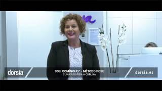 Soli Domínguez – Método POSE - Clínica Dorsia Coruña