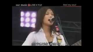 YUI - Feel My Soul live