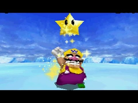 Super Mario 64 DS - All Secret Stars