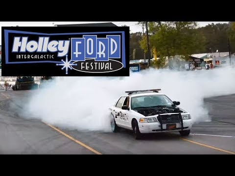 Holley Ford Festival 2019 Action Overview!