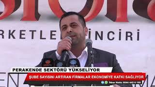 Konya'da perakende sektörü yükseliyor