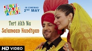 Gurdas Maan 'Teri Akh Nu Salamaan Hundiyan' - DVPV | New Punjabi Songs 2014 | Sagahits