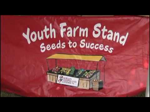 Seeds to Success Youth Farmstand Project Video Screenshot