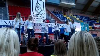 preview picture of video 'We will rock you TBF ZSP2 Kalisz'