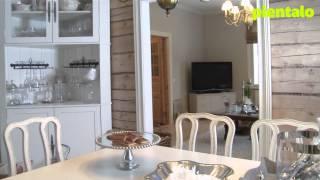 Pientalo Ja Piha: Kaunis Koti Porvoossa