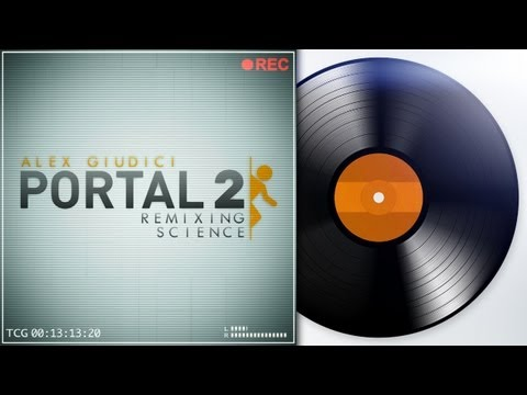 Portal 2 - Don't Do It (Alex Giudici Remix) V2