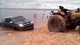 КУДА ПРИВОДЯТ ПОНТЫ. ПЛЯЖ #2/песок цены не видит / going to the beach is a bad idea/