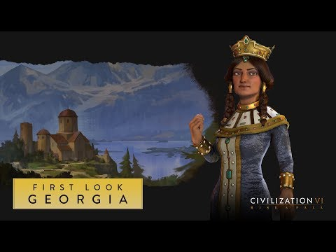 La Géorgie de Civilization VI