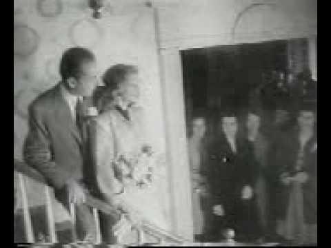 Youtube Thumbnail - Zeitlos schön: Die Hochzeit von Lauren Bacall und Humphrey Bogart