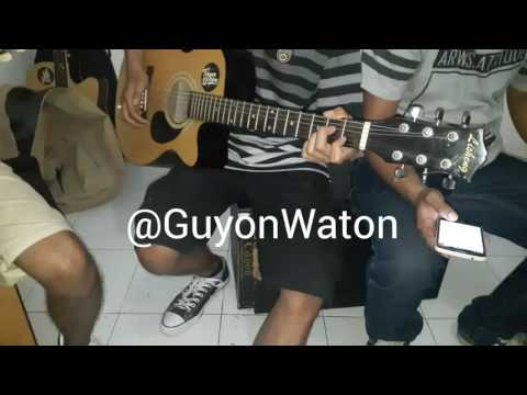 , title : '@GuyonWaton AJKS ( atiku jembar koyo segoro ) cover om wawes'