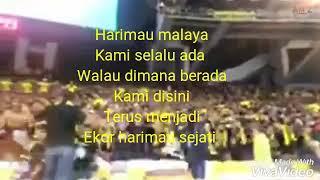 Ultras Malaya -- Lirik Ekor Harimau Sejati