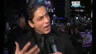 SRK - Om Shanti Om Premiere in UK - YouTube