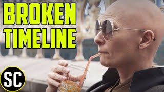 Avengers: Endgame Ancient One Deleted Scene EXPLAINED