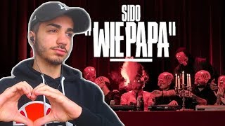 PAPA ❤ Sido   Wie Papa ( Prod. By DJ Desue & X Plosive )   Reaction