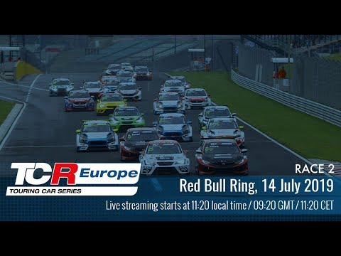 2019 Red Bull Ring, TCR Europe Round 8