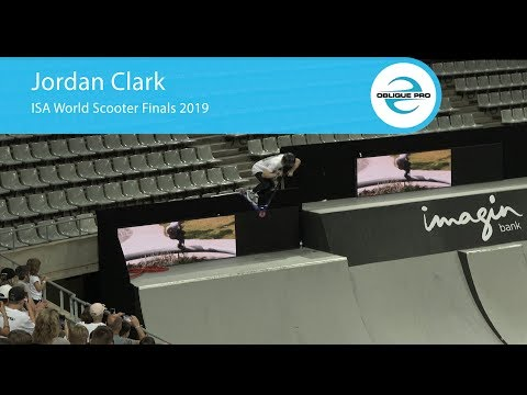 Jordan Clark - ISA Men's World Scooter Semi Finals 2019