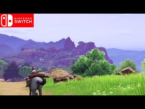 Dragon Quest XI S | Debut Trailer | Upcoming Nintendo Switch | 2019
