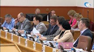 Депутаты Думы Великого Новгорода приняли ряд решений по формированию городской среды