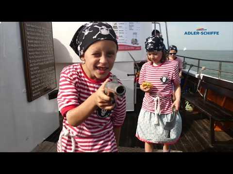 """Videoclip """"Piratenfahrt für Kids"""""""