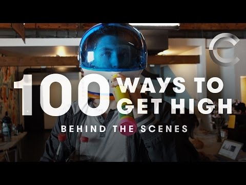 Behind the Greens of '100 Ways to Get High'