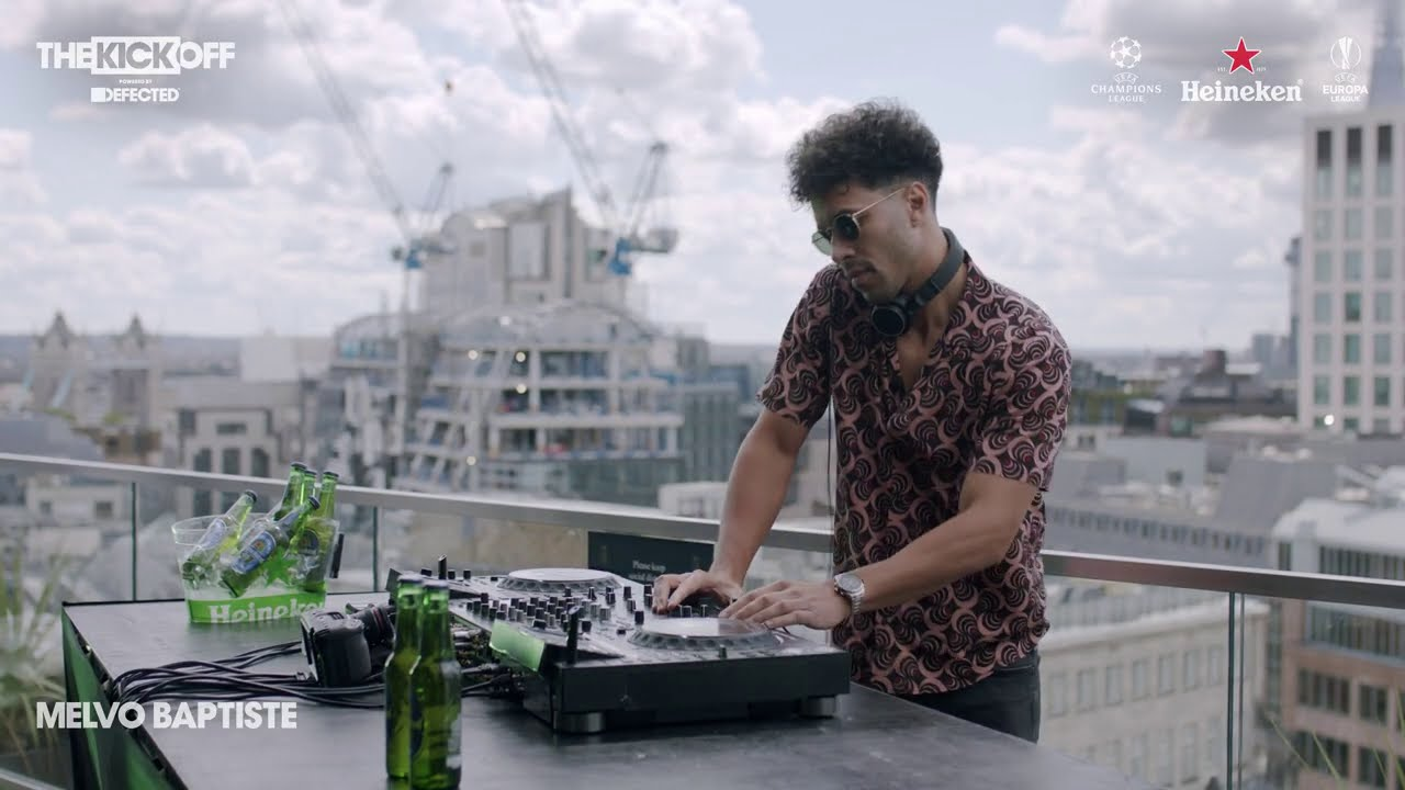 Melvo Baptiste - Live @ Heineken & UEFA Presents The Opening Party Powered By Defected 2020